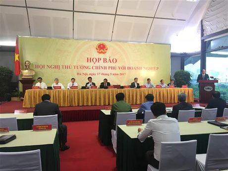 Thu tuong se ban hanh chi thi de giai quyet vuong mac cho doanh nghiep - Anh 1