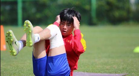 Hy vong tro lai U.20 World Cup cua sao tre HAGL, Nguyen Thanh Hau - Anh 1