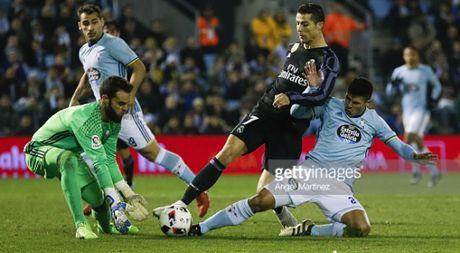Celta Vigo - Real Madrid: Khong can dep, Real chi can tan nhan - Anh 1