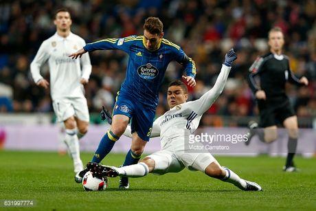 Celta Vigo - Real Madrid: Khong can dep, Real chi can tan nhan - Anh 2