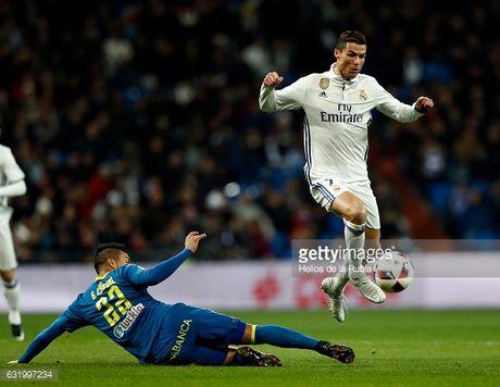 Celta Vigo - Real Madrid: Khong can dep, Real chi can tan nhan - Anh 4