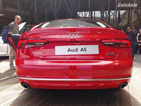 Audi A5 Sportback chinh thuc ra mat tai Viet Nam - Anh 11