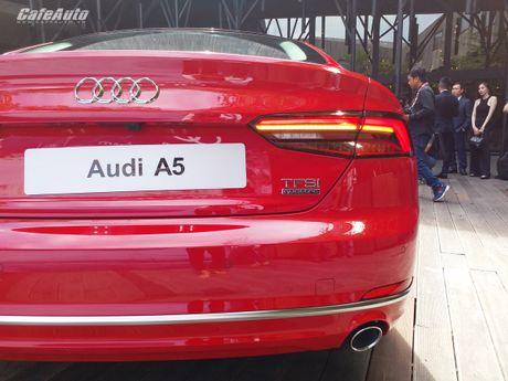 Audi A5 Sportback chinh thuc ra mat tai Viet Nam - Anh 12