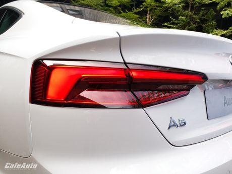 Audi A5 Sportback chinh thuc ra mat tai Viet Nam - Anh 18
