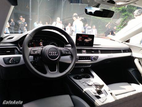 Audi A5 Sportback chinh thuc ra mat tai Viet Nam - Anh 19