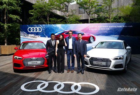 Audi A5 Sportback chinh thuc ra mat tai Viet Nam - Anh 1