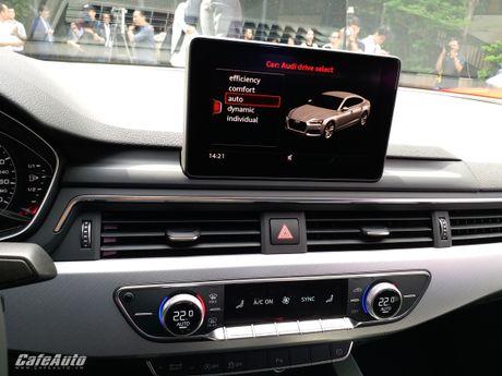 Audi A5 Sportback chinh thuc ra mat tai Viet Nam - Anh 20