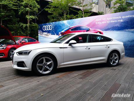Audi A5 Sportback chinh thuc ra mat tai Viet Nam - Anh 5