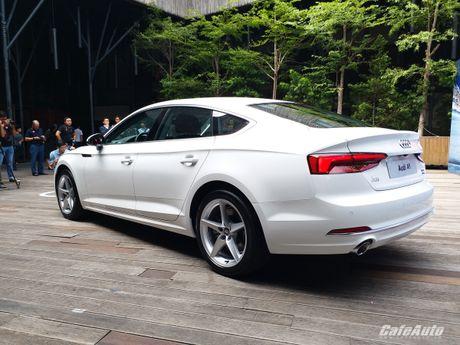 Audi A5 Sportback chinh thuc ra mat tai Viet Nam - Anh 6