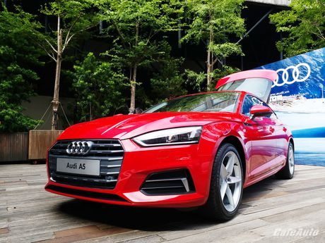 Audi A5 Sportback chinh thuc ra mat tai Viet Nam - Anh 8