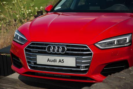 Audi Viet Nam chinh thuc cong bo ra mat A5 Sportback 2017 - Anh 3