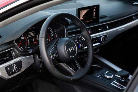 Audi Viet Nam chinh thuc cong bo ra mat A5 Sportback 2017 - Anh 4