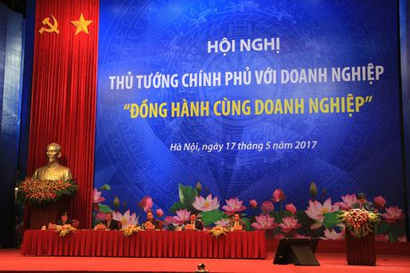 Toan canh 'Hoi nghi Dien Hong' Thu tuong voi doanh nghiep - Anh 3