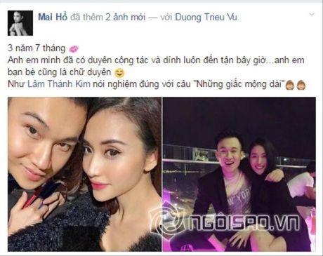 Hoc Dam Vinh Hung - Duong Trieu Vu, nhieu sao Viet khoe thoi gian cua tinh ban tri ky - Anh 6