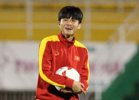 Phan Thanh Hau duoc du U20 World Cup vao phut chot - Anh 1