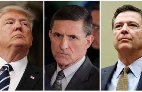 Rung dong nghi van ong Trump can thiep vao dieu tra cua FBI - Anh 1