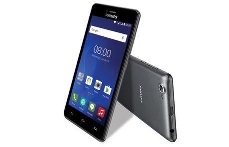 Philips ra mat smartphone binh dan ket noi 4G, gia 1.990.000 dong - Anh 1