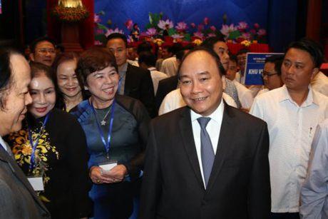 Nhung sac thai cua Thu tuong tai cuoc gap doanh nghiep - Anh 2