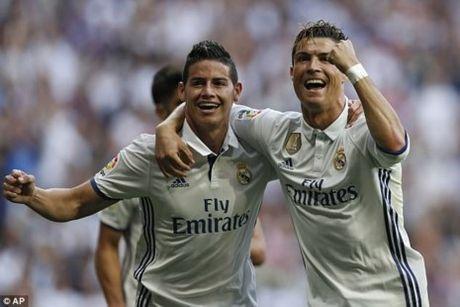 Real Madrid ban Rodriguez de lam gi? - Anh 2