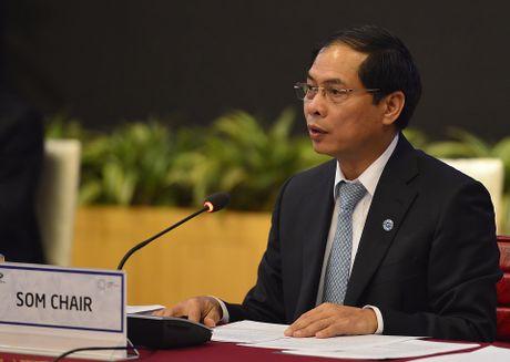 Khai mac Hoi nghi Quan chuc cap cao APEC lan thu hai - Anh 1