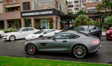 Cuong Do La do Mercedes GTS kieu Fast and Furious 8 - Anh 10