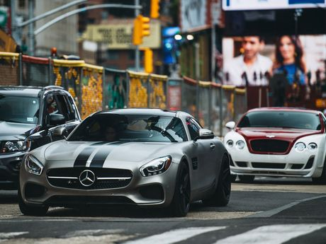 Cuong Do La do Mercedes GTS kieu Fast and Furious 8 - Anh 3