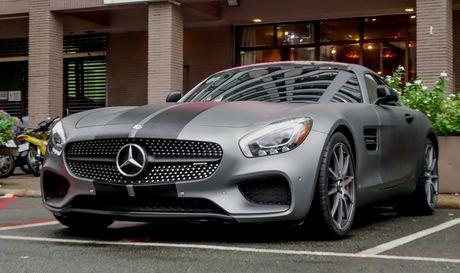Cuong Do La do Mercedes GTS kieu Fast and Furious 8 - Anh 5
