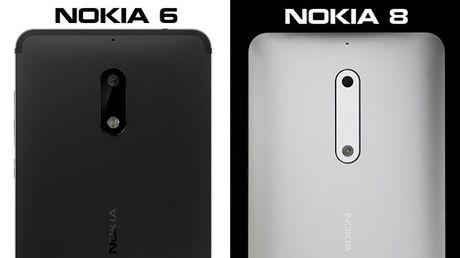 Nokia 8, Nokia 9 bat ngo xuat hien trong clip quang cao - Anh 2