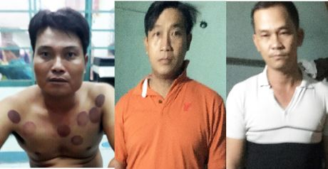 'Hiep si duong pho' pha bang trom hang loat xe may ban sang Campuchia - Anh 1