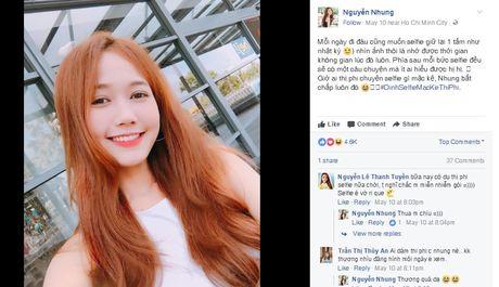 Gioi tre thich thu ban luan ve chu de selfie va song ao - Anh 3