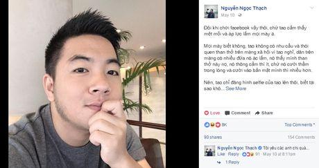 Gioi tre thich thu ban luan ve chu de selfie va song ao - Anh 5