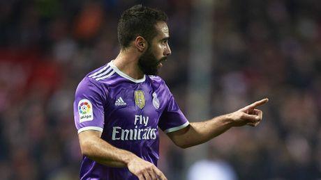 Ronaldo bi gat khoi doi hinh hay nhat La Liga mua nay - Anh 3
