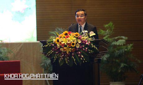 Chu tich Nuoc trao Giai thuong Ho Chi Minh linh vuc quan su, quoc phong - Anh 2