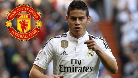 MU xac nhan mua James Rodriguez, Bale bi Ronaldo ep roi Real - Anh 1