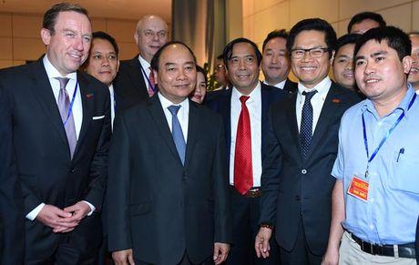Thu tuong: Chinh phu da 'gai dung cho' cua doanh nghiep - Anh 3