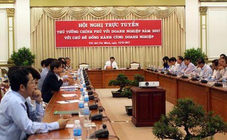 Thu tuong: Chinh phu da 'gai dung cho' cua doanh nghiep - Anh 4
