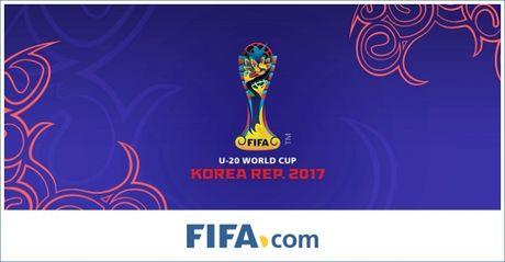 Lich thi dau Doi tuyen Viet Nam tai U20 World Cup 2017 - Anh 1