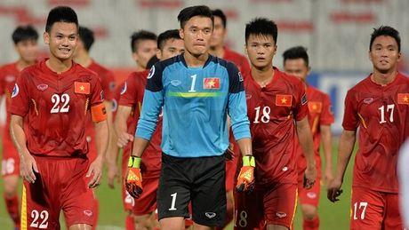 Van Toi chia tay U20 Viet Nam, 99% Thanh Hau thay the - Anh 1