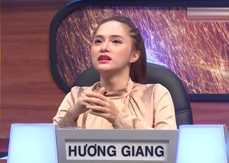Huong Giang Idol xuc pham nghe si Trung Dan: Dai truyen hinh dau roi? - Anh 1