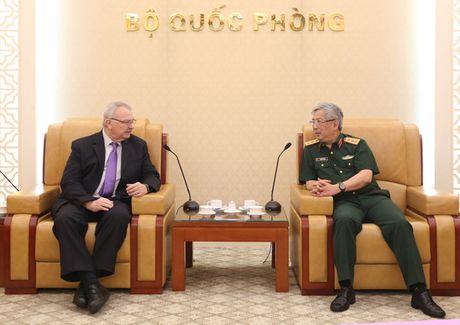 Ong Nguyen Chi Vinh tiep PCT cap cao Hoi dong kinh doanh Hoa Ky-ASEAN - Anh 2
