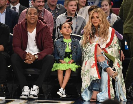 Beyonce va Jay Z tro thanh cap doi ty USD dau tien cua Hollywood - Anh 1