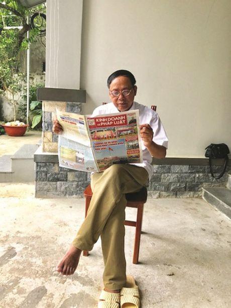 Hieu truong Truong tieu hoc Vuong Loc: 'Toi da biet dai roi...' - Anh 1