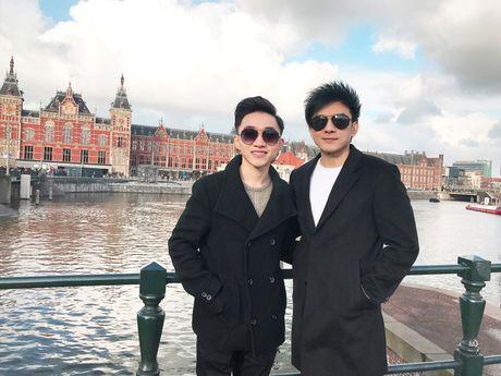 Dan Truong day 'ga cung' Trung Quang hat dan ca Nam bo - Anh 1