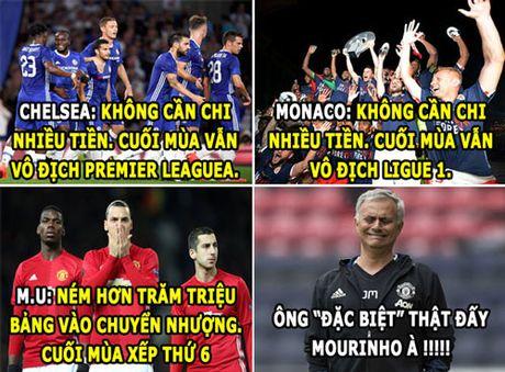 ANH CHE (19.5): Mourinho 'dac biet' nho vao kha nang 'dot tien' - Anh 3