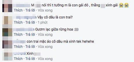 Nam sinh Bac Ninh mac vay co dau xinh dep nhu con gai - Anh 2