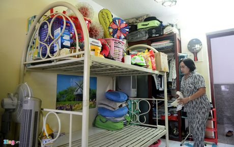 Can canh nhung can ho chi rong 20 m2 o Sai Gon - Anh 11
