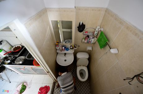 Can canh nhung can ho chi rong 20 m2 o Sai Gon - Anh 16