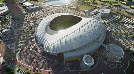 Khalifa, niem tu hao cua chu nha World Cup 2022 - Anh 1