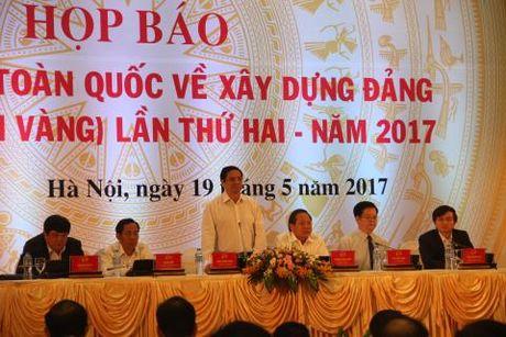 Phat dong giai bao chi Bua liem vang lan 2 - Anh 1