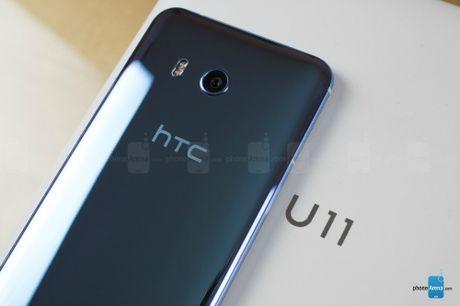 Video man mo hop HTC U 11 cuc hut mat - Anh 1